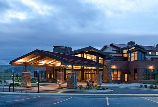 Barrett Hospital